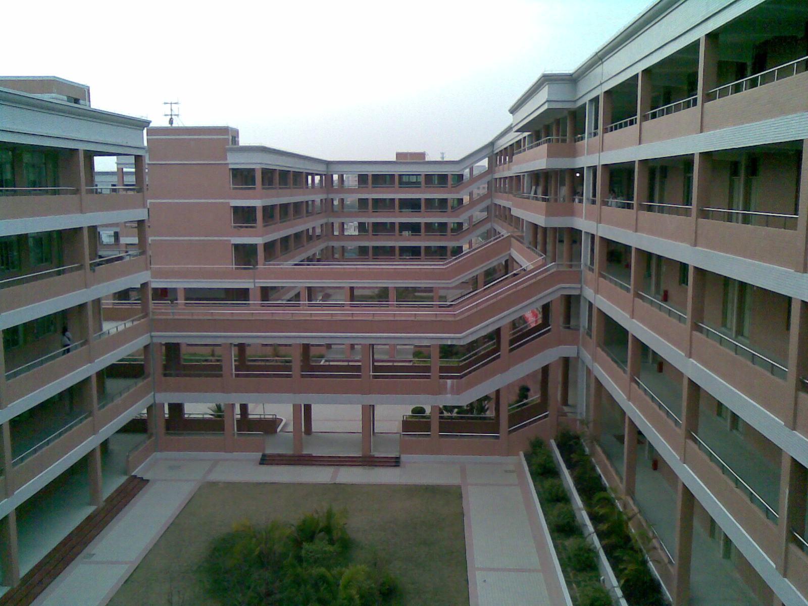 武汉市白沙洲中学