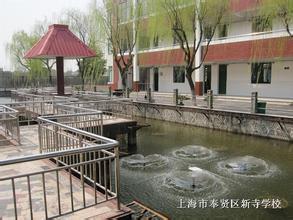 上海市奉贤县新寺中学