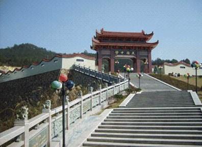 泉州永春桂洋风景区