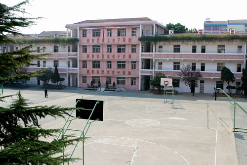 武汉市江夏区第二中学