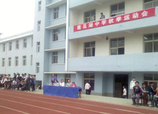 武汉市蔡甸区莲花湖中学