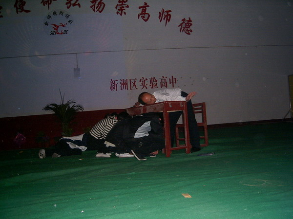 武汉市新洲区实验高级中学