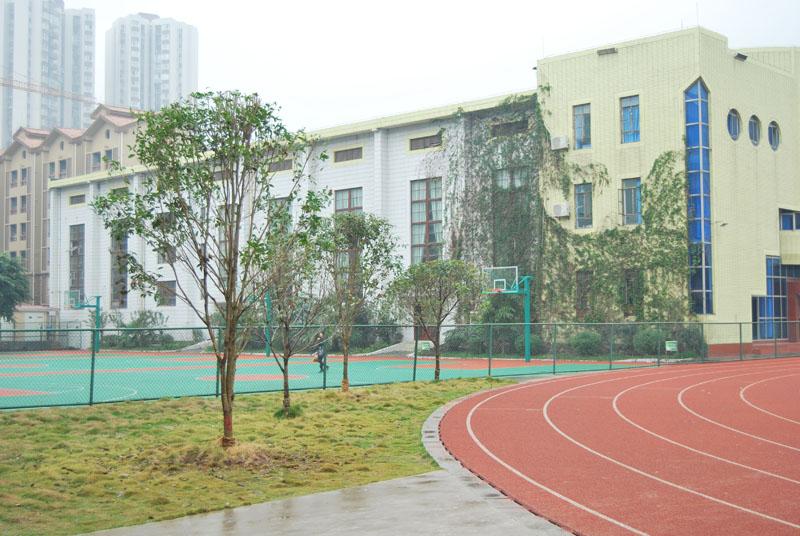 重庆文理学院附属中学校校园风采