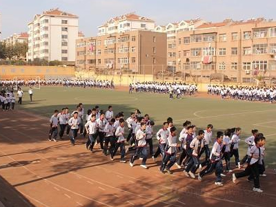 青岛开发区第三中学