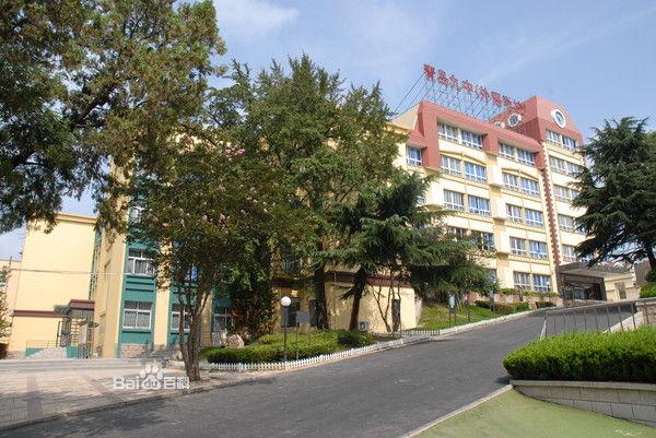 山东省青岛第九中学校园风采
