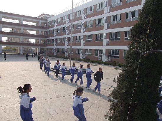 山东省青岛市第三十三中学